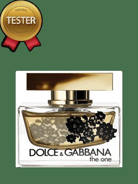 Dolce & Gabbana The One Lace Edition EDP 75мл - Тестер за жени